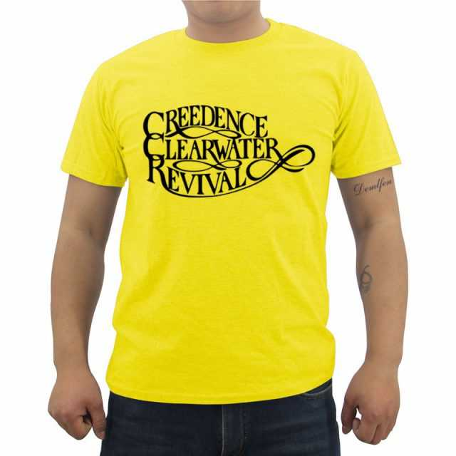 Creedence Clearwater Revival 1970'S T-shirt