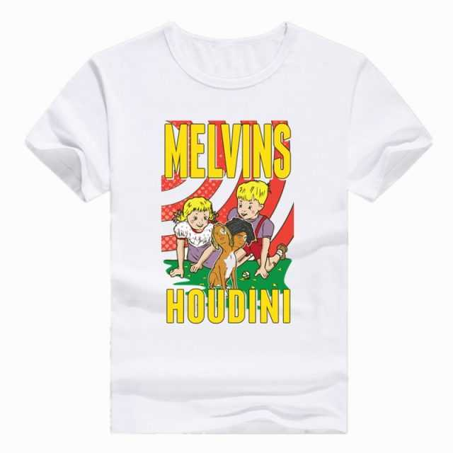 Mens The Melvins Houdini T-shirt